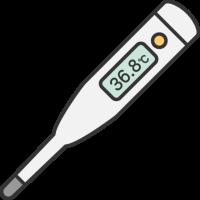 【ARCの学生用】検温行動チェックシート